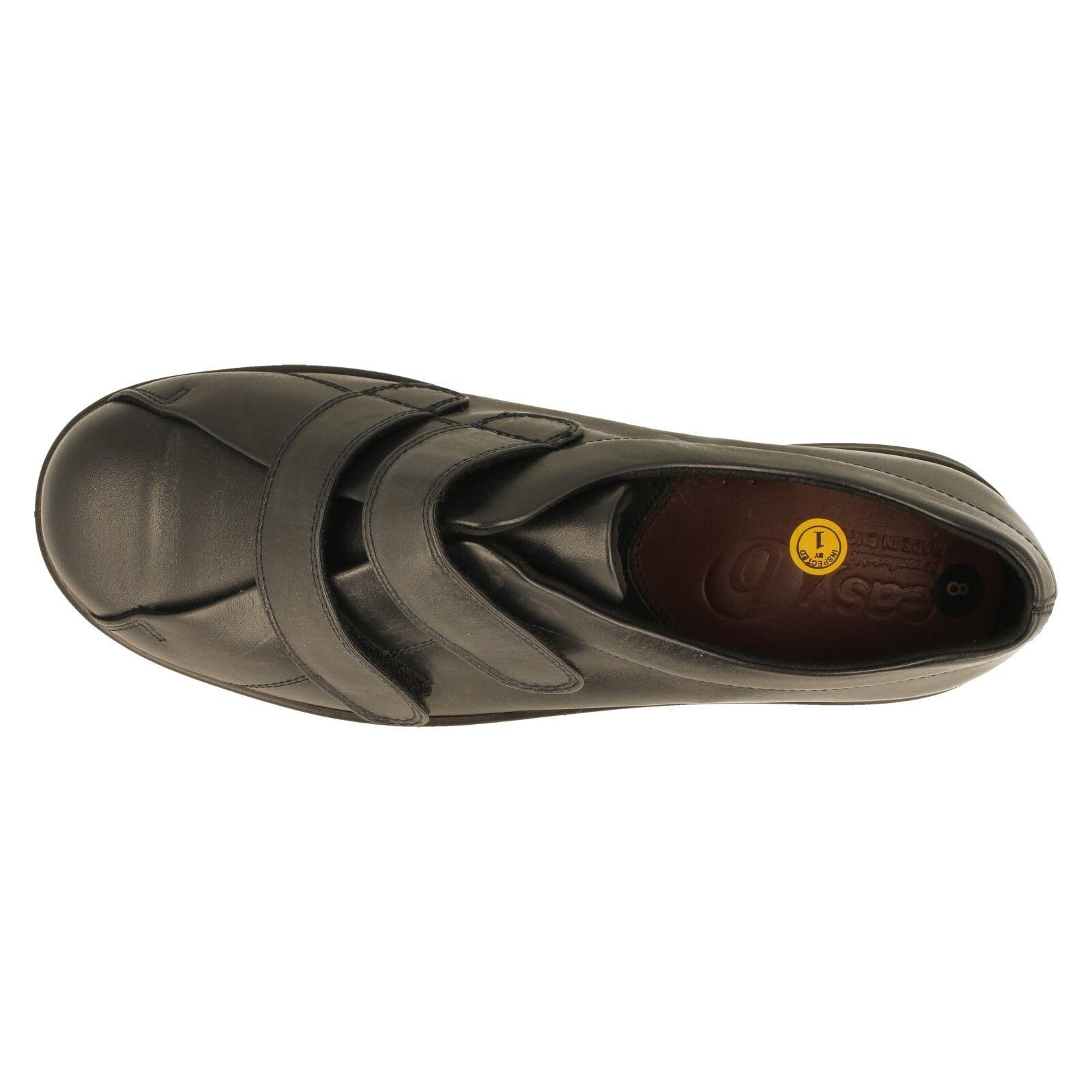 Seoras DB Cuero Suave Cuero DB Zapatos-Fife e90ee5