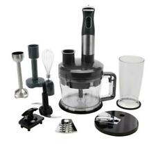 Wolfgang Puck 7-in-1 Immersion Blender 12C Food Processor-Certified Refurbished