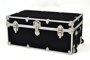 Image Is Loading Rhino Storage Roller Trunk 31 5x18x14 For Camp