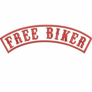 free biker aufn her r ckenaufn her bogen rocker biker. Black Bedroom Furniture Sets. Home Design Ideas