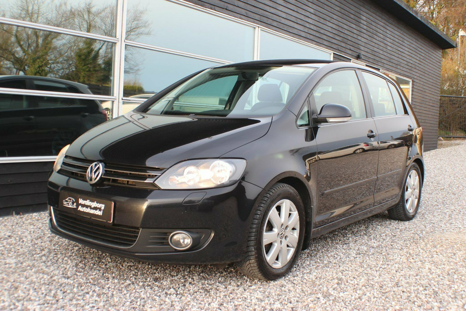 VW Golf Plus 2,0 TDi Highline DSG 5d - 79.900 kr.