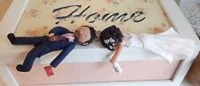 Tailor Made Toppers - Personalised Drunk Wedding Cake Topper