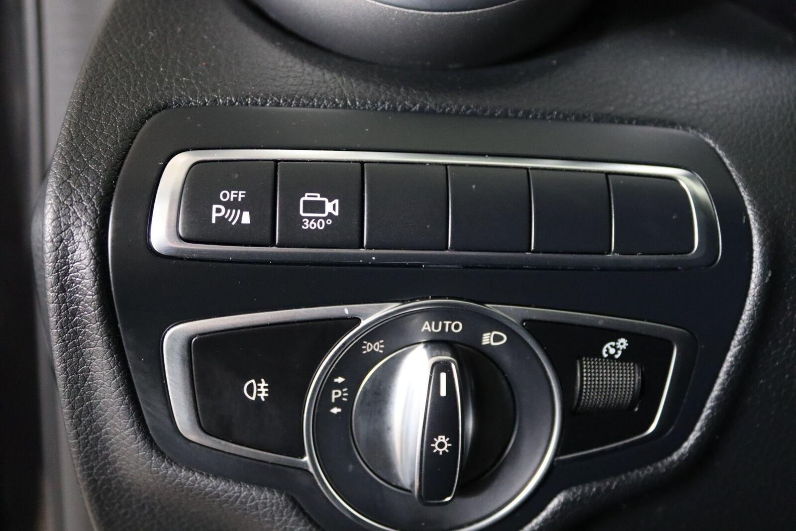 Mercedes C220 d 2,2 AMG Line stc. aut. 4Matic - billede 11