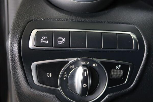 Mercedes C220 d 2,2 AMG Line stc. aut. 4Matic billede 11