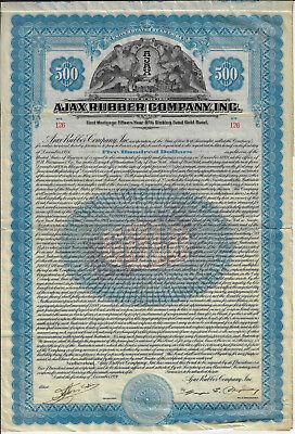 New Jersey Bell Telephone Company Bond Certificate