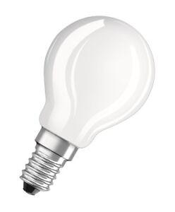 Osram-LED-RETROFIT-P40-E14-LED-Lampe-Tropfen-Matt-4W-2700K-470-Lumen-wie-40W