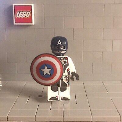 NEW LEGO AVENGERS ENDGAME CAPTAIN AMERICA MINIFIG figure minifigure 76123