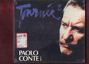 PAOLO-CONTE-TOURNE-2-LIVE-DOPPIO-CD-NUOVO-SIGILLATO