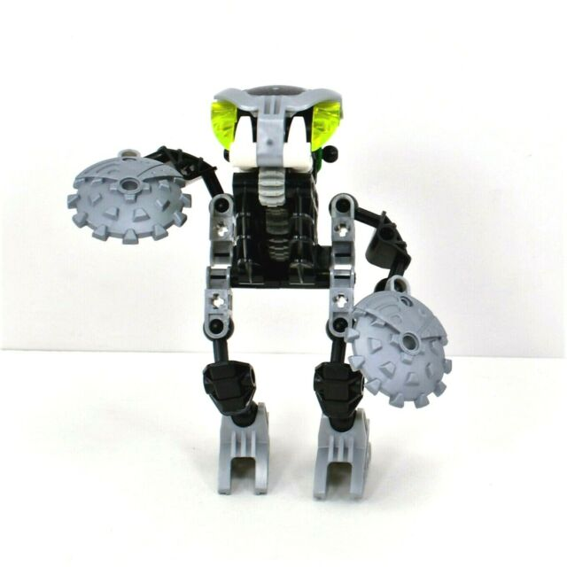 Complete Set of 6 with Krana 2003 Lego Bionicle BOHROK KAL 8573-8578