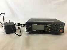 Uniden Bearcat BCT8 NASCAR TrunkTracker III Scanner Police Fire EMS with Antenna