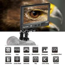 "Aputure VS-2 FineHD 7"" Digital LCD Video Monitor LTPS V-Screen for Camera O2O8"