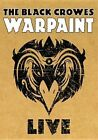 Warpaint Live 0801213027194 With Black Crowes DVD Region 1