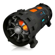 PBMSPG200 Street Blaster 1000W Bluetooth Wireless BoomBox /USB Recording LCD