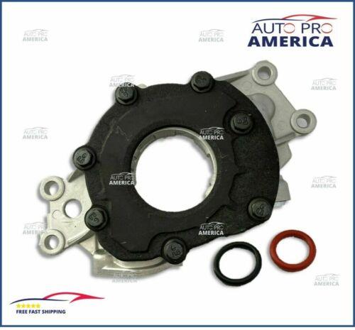 ENGINE OIL PUMP HUMMER H2 03-07 H3 08-10 SAAB 9-7x 08-09 4.8L 5.3L 5.7L 6.0L