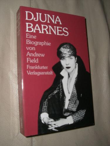 1 von 1 - Andrew Field: Djuna Barnes