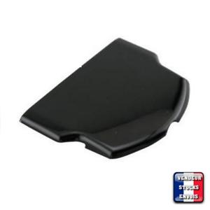 Couvercle-cache-Batterie-noir-SONY-PSP-2000-2004-3000-3004-SLIM-NEUF-pile