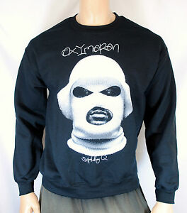 Schoolboy Q Oxymoron Tde Sweatshirt Crewneck Mens Kendrick Lamar Sweater Ebay