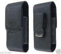Leather Case Pouch For Verizon Lg Voyager Vx10000, Fathom Vs750, Env 1 Vx9900