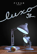 35mm-Film LUXO JR. Pixar LUXOR JR. 1986 amazing Computer Graphic Animation Short