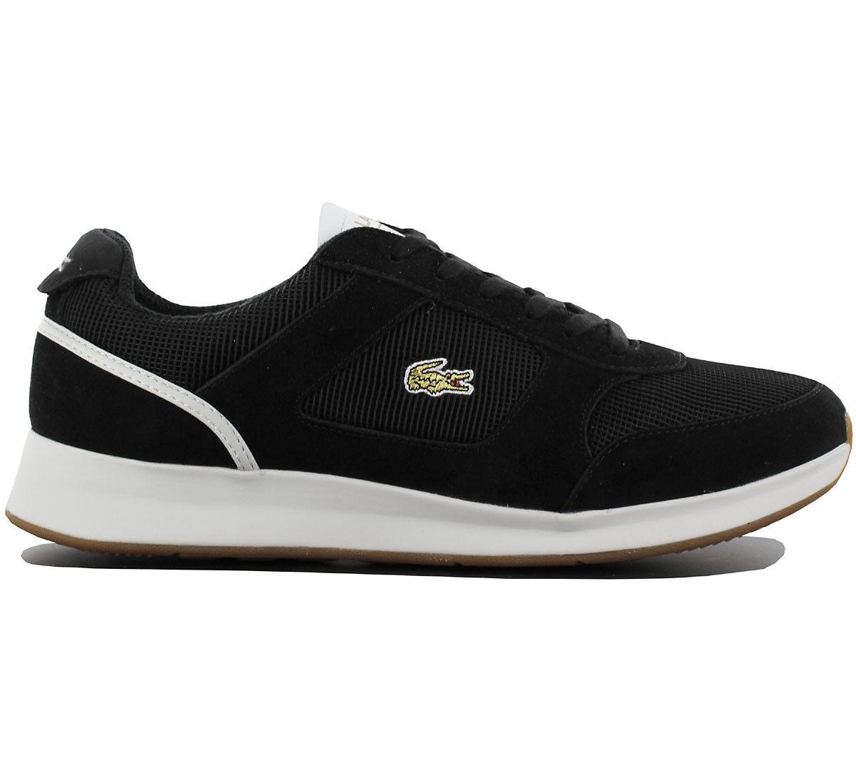Lacoste Joggeur 317 2 Spm scarpe da ginnastica Uomo Scarpe da Ginnastica 34SPM0016312 Nero
