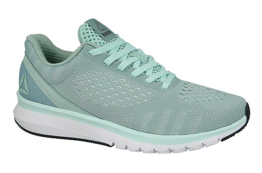 Reebok Print Smooth Trainers, Reebok femmes femmes femmes Running Trainers chaussures - Taille 4-7 59d616