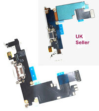 """iPhone 6 6G (4.7"""") Charging  Port & Mic & Headphone Jack Flex Cable white+ TOOLS"""