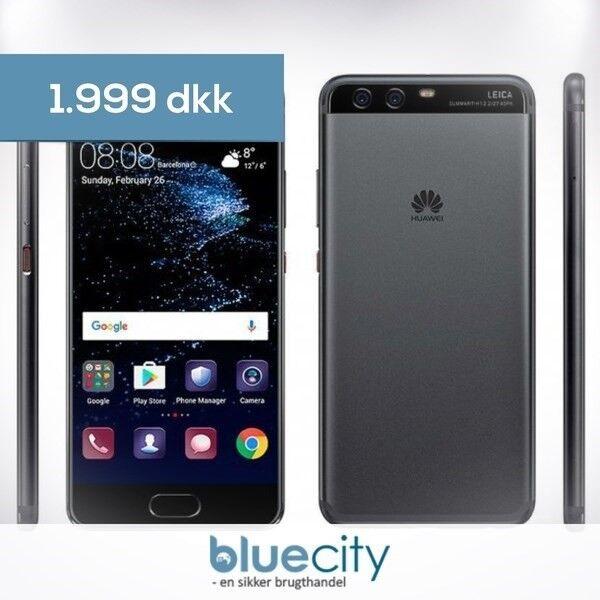 HUAWEI Huawei P10 Dual-Sim 64GB Sort, Huawei P10 Dual-Sim