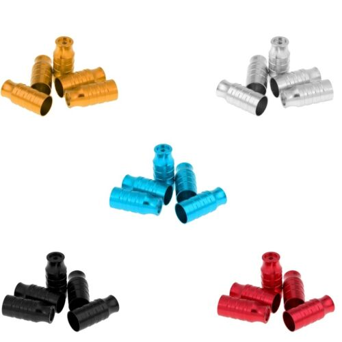 5Pcs Bicycle Quick Release Wheel Front Alloy Lamp Hubs Axle Expansion Holder