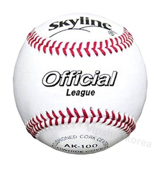 Korean Baseball Organization Official Game Ball KBO Sports Collection AK-100 1ea