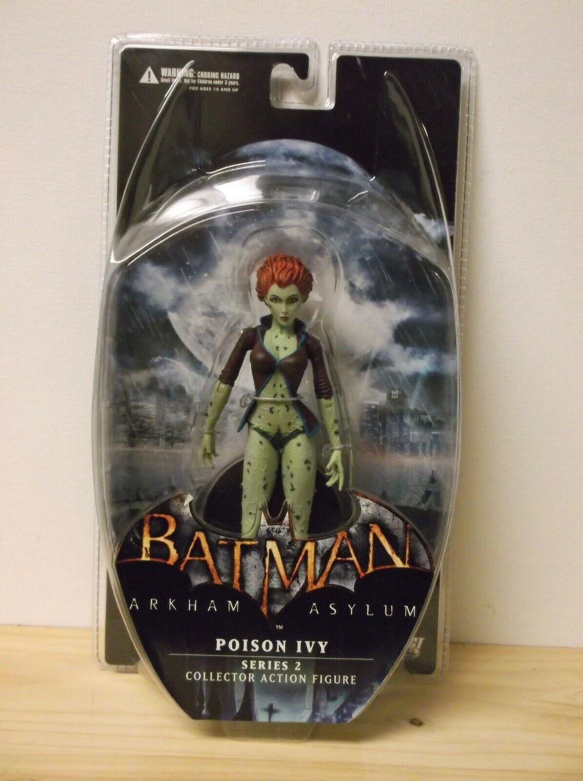 DC Direct Arkham Asylum Figura de hiedra venenosa