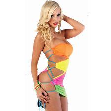 Erotic Lingerie Underwear Babydoll Sleep Wear Nightdress Short Dress Sleepwear