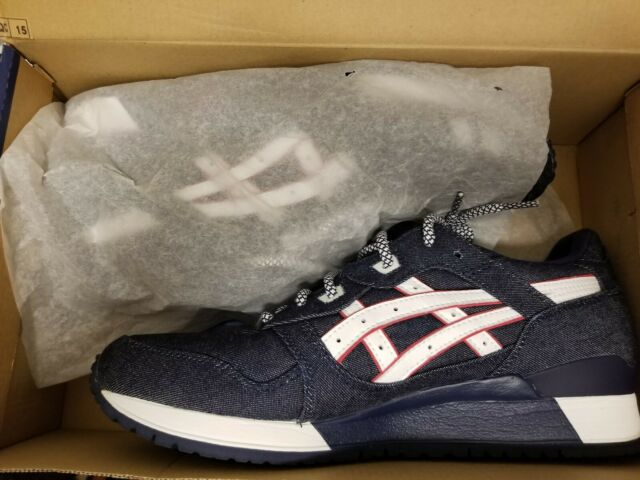 Asics Ronnie Fieg x Gel Lyte 3 'Selvedge Denim</p>                     </div> 		  <!--bof Product URL --> 										<!--eof Product URL --> 					<!--bof Quantity Discounts table --> 											<!--eof Quantity Discounts table --> 				</div> 				                       			</dd> 						<dt class=