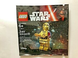NEW /& SEALED POLYBAG Lego Star Wars C-3PO 5002948