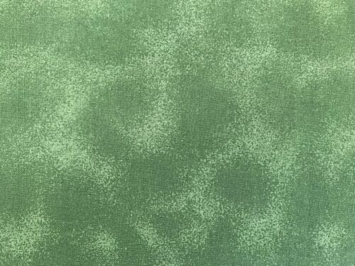 Green FQ Fat Quarter Fabric Blended 100/% Cotton Quilting
