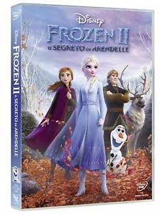 Dvd-Frozen-2-Il-Segreto-Di-Arendelle-IN-PRENOTAZIONE-Data-uscita-24-04-2020