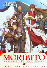 Moribito: Guardian of the Spirit: Complete Collection (8-DISCS)