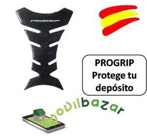 PROTECTOR-DEPOSITO-MOTO-GP-PROGRIP-CARBONO-EFECTO-VINILO-ADHESIVO-GEL-ESPANA