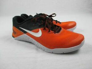 NEW Nike Metcon 4 TB - Orange/Black