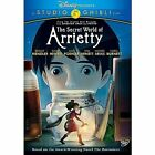 Secret World of Arrietty 0786936819885 DVD Region 1