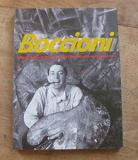 BOCCIONI - 1st edition 2004 -Guggenheim Museum - futurism - art avant-garde