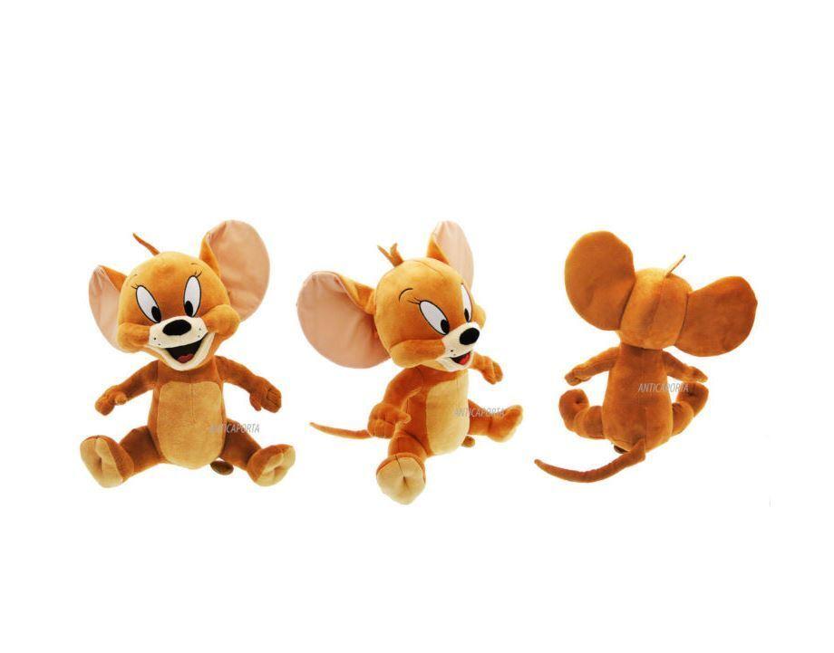 Soft toy Jerry Warner Bros 35 cm original with label Softest Tom & Jerry