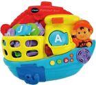 VTech 154903 Alphabet Boat Bath Toy 35154903