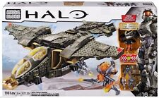 Halo Wars Mega Bloks UNSC Pelican Gunship with Lights Sounds – 97129 –