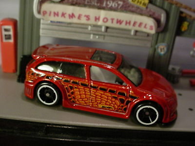 Red Exclusive 1:64 Hot Wheels Audacious Loose