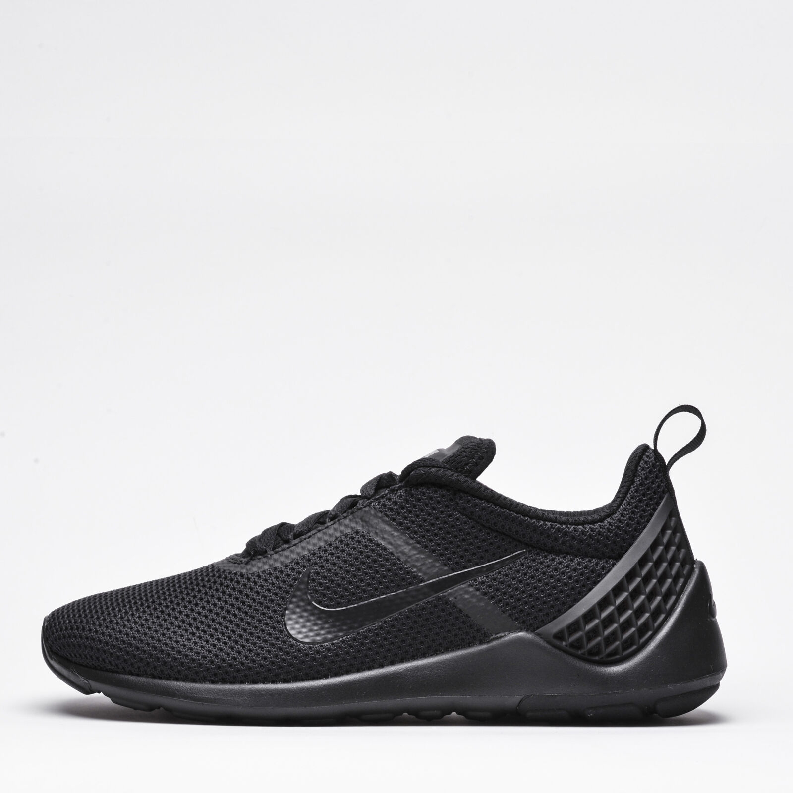 Nike Lunarestoa 2 Essential Mens Trainers Triple Black Trainers shoes Sneakers