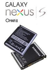 GALAXY NEXUS S BATTERY OMNIA II i7500 i8000 i900 i9023 AB653850CA AB653850CU