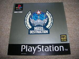 mass destruction ps1