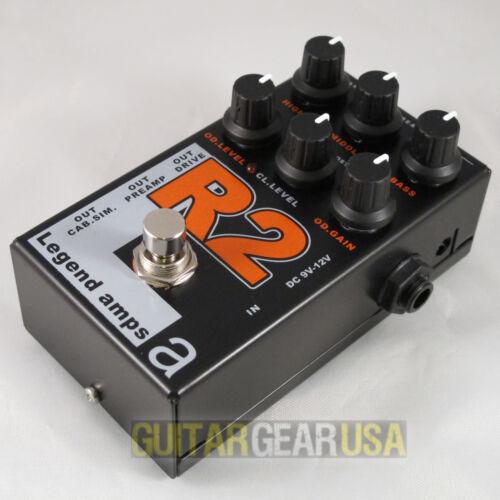 Legend Amp Series 2 AMT Electronics Guitar Preamp R-2 emulates Mesa Rectifier