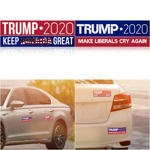 Trump-2020-Car-Bumper-Stickers-Make-Liberals-Cry-Again-Keep-America-Great-10PCS