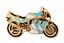 縮圖 1 - Suzuki GSX Motorcycle Pin Badge